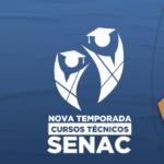 Aberta segunda temporada de Cursos Técnicos do Senac Piauí