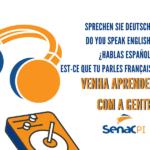 Cursos de idiomas: aberta a temporada 2021