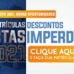 Aberta a temporada de cursos 2021 do Senac Piauí